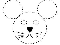 Search results for mouse mask template printable for Mouse mask template printable